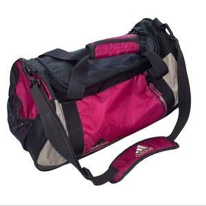 Adidas Gym Duffel Bag Athletic Gym Workout Pink